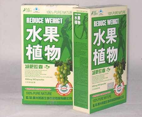 fruta planta pills from China