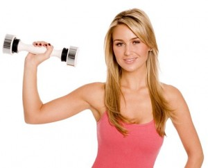 shake weight dumbbells